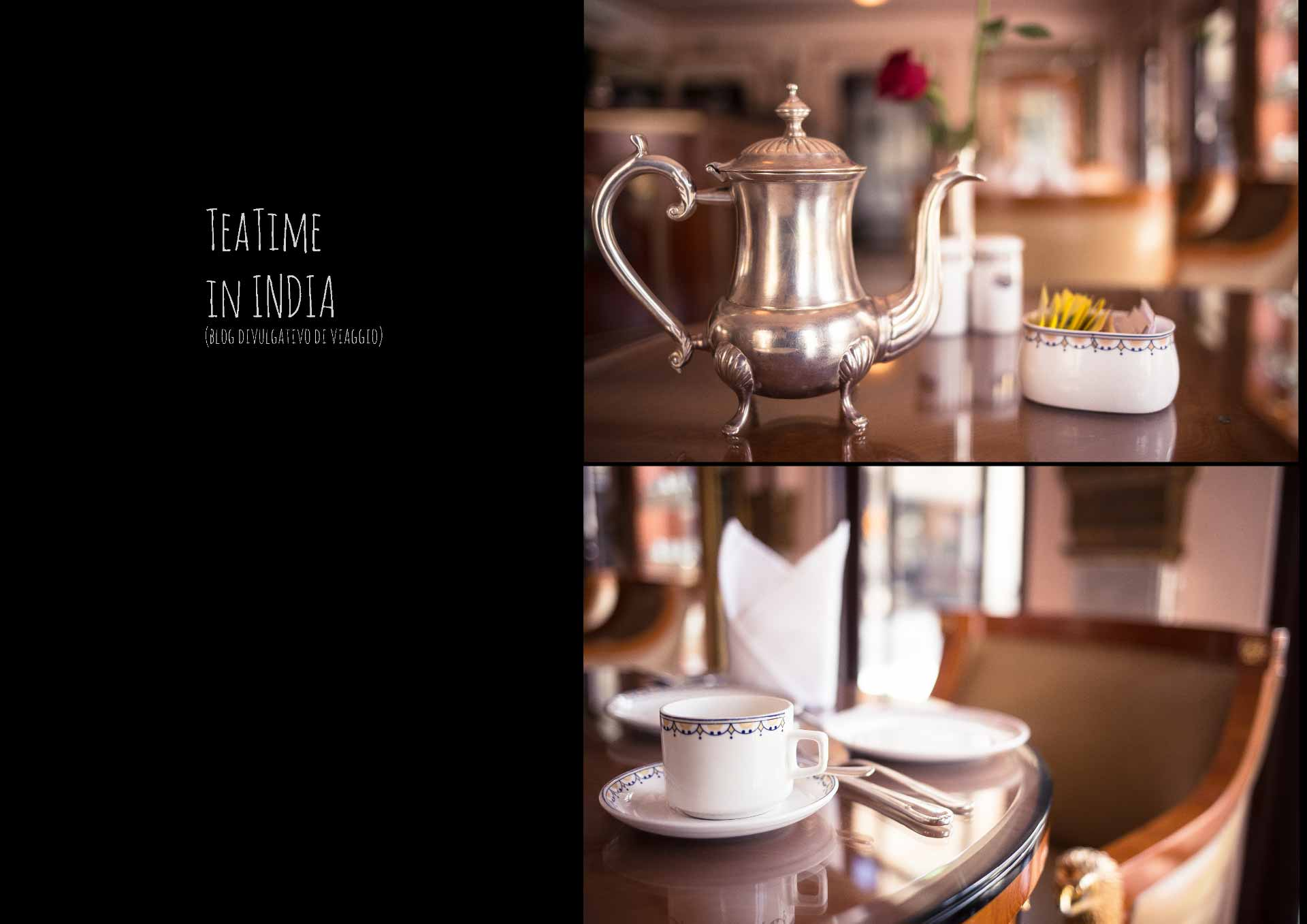 teatime in india